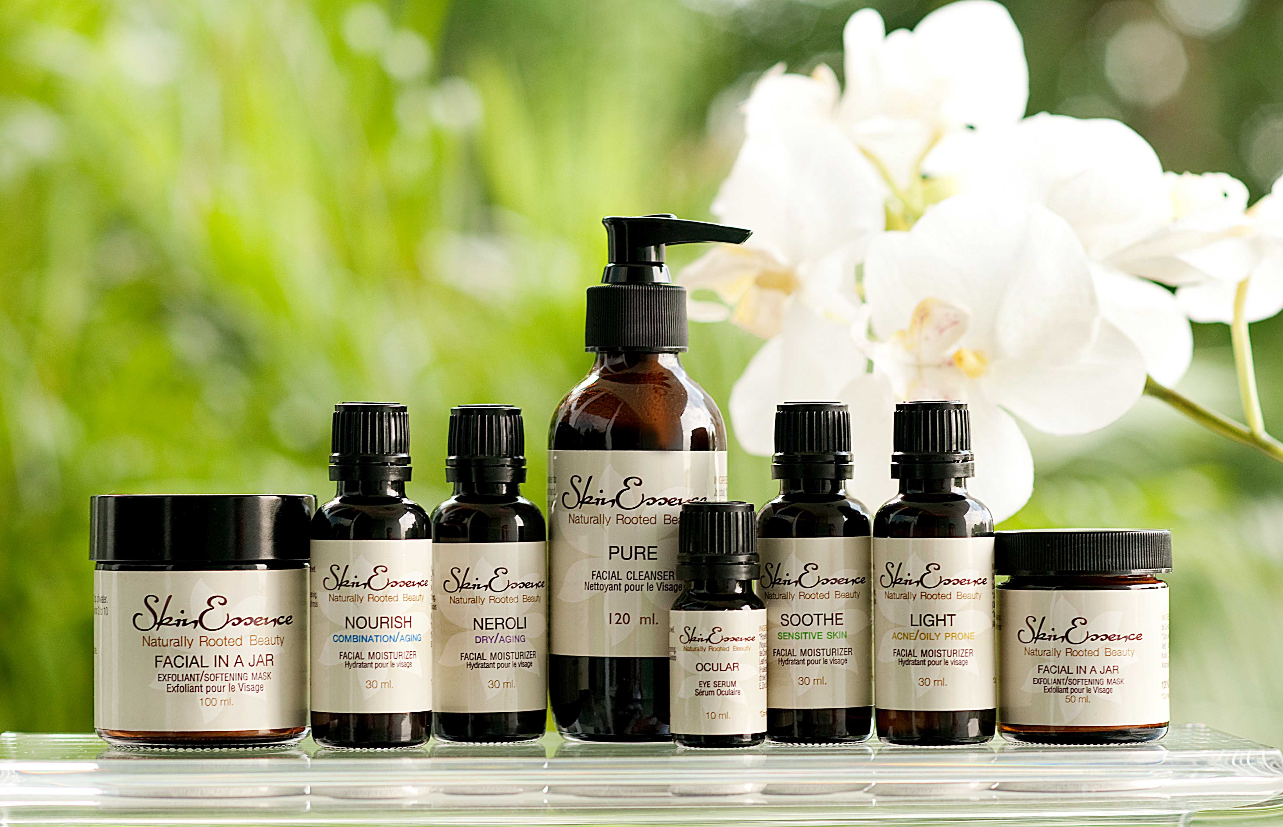 organic skin care products online