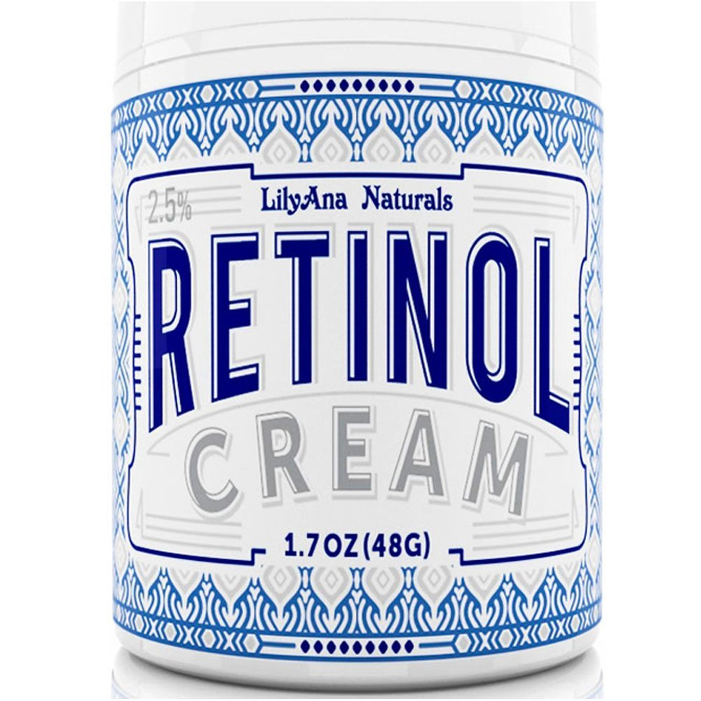 Retinol wrinkle cream