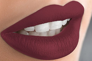 maroon lipstick faiza beauty cream