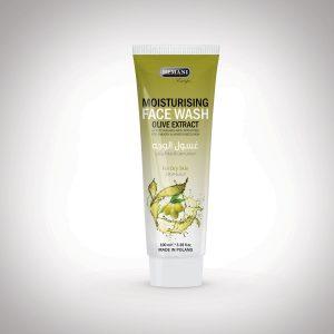 Moisturizing Face Wash With Olive Extract