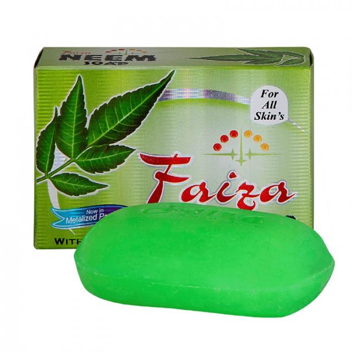 Faiza neem soap