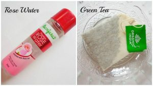 rose water and green tea faiza beauty cream