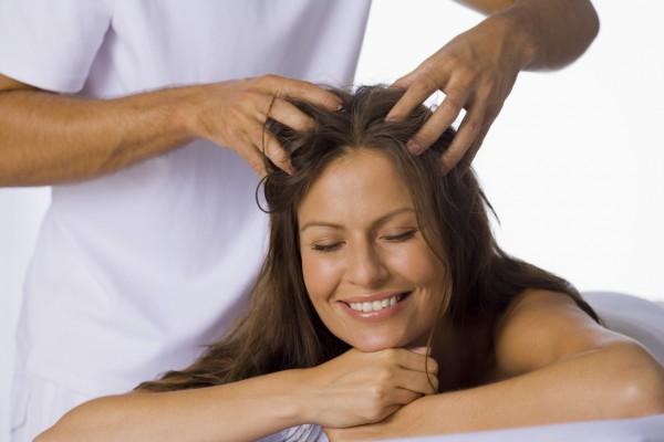 scalp massage to add volume
