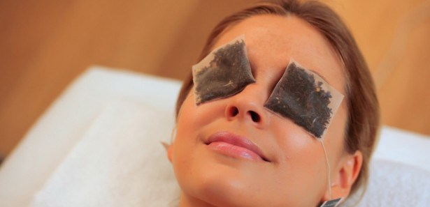 tea bags for eyes