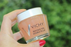 VICHY- DOUBLE GLOW PEEL MASK