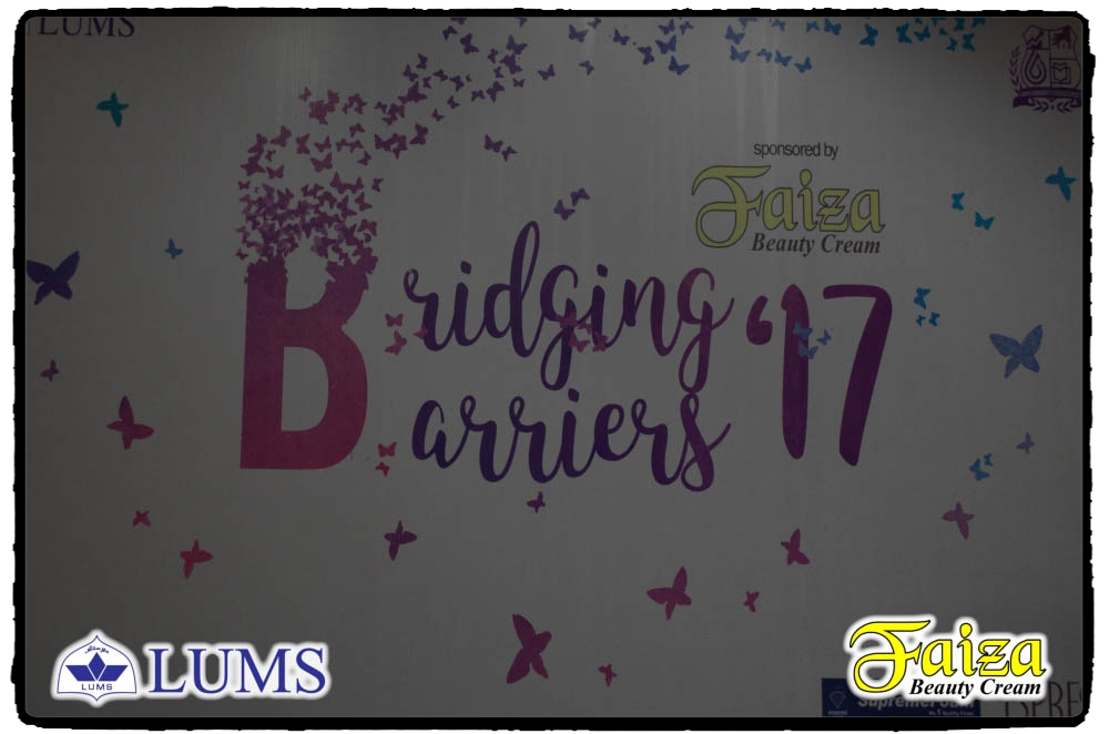 Bridging the Barriers  - Student Education Support Program in collaboration with LUMS University